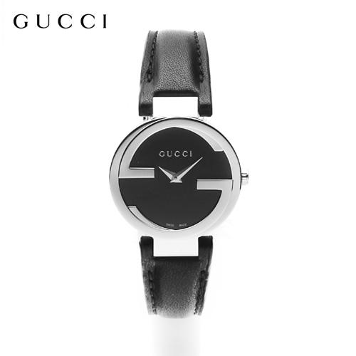 97d804ffe9f Gucci Interlocking ladies Swiss watch YA133501 – Swiss Timecorner