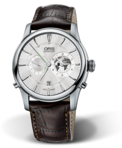 ORIS GREENWICH MEAN TIME LIMITED EDITION Ref: 01 690 7690 4081-Set LS
