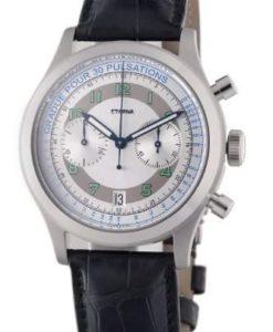 Eterna Herren 194241641177 KonTiki Heritage Chrono Uhr