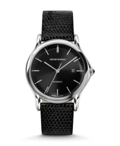 EMPORIO ARMANI CLASSIC WATCH SWISS MADE