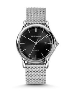 EMPORIO ARMANI CLASSI WATCH SWISS MADE