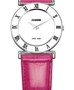 JOWISSA 左薇莎手表 罗马系列 粉色 中号