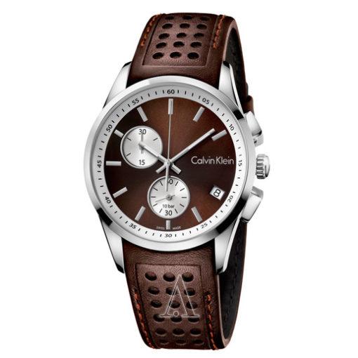 Calvin Klein Bold Herrenchronograph Nr:K5A371GK