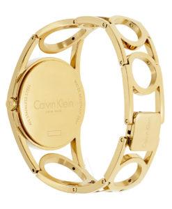 Calvin Klein Damenuhr Round K5U2M546 - Größe M