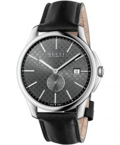 GUCCI HERRENUHR G-TIMELESS LARGE SLIM YA126312 AUTOMATIK