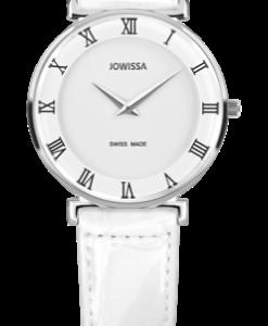 JOWISSA 左薇莎手表 罗马系列 白色 大号