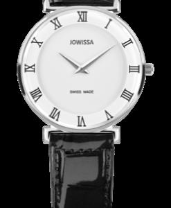 JOWISSA 左薇莎手表 罗马系列 黑色 大号